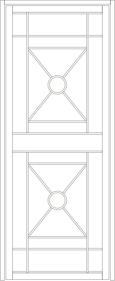Hartley steel door