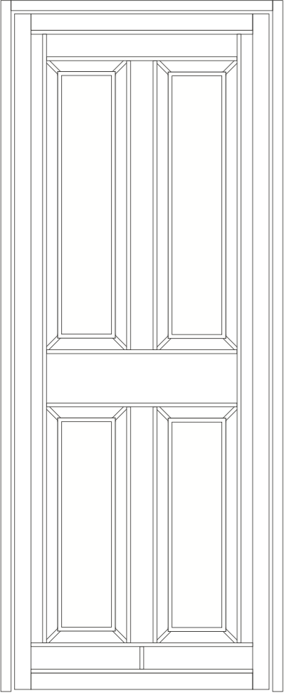 Maitland steel door