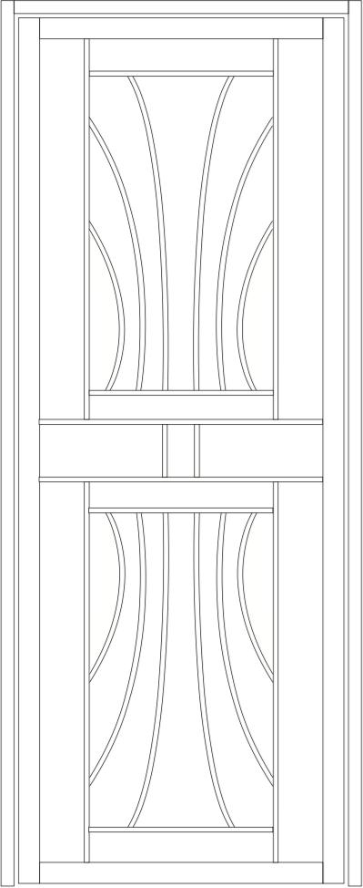 Qulrindi steel door