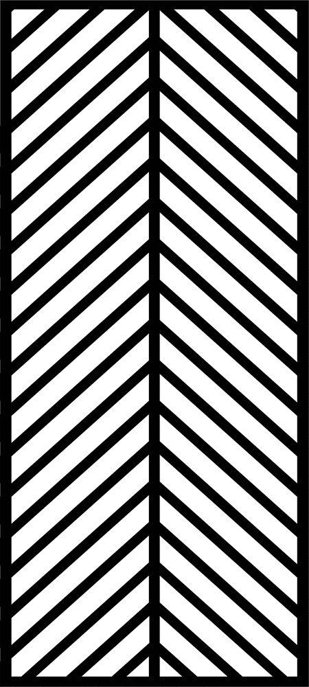 Milano laser cut design