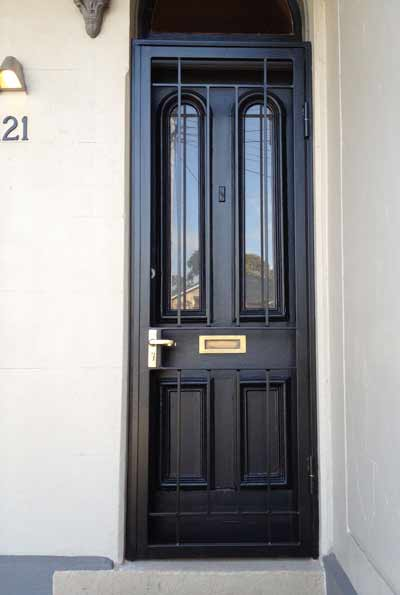 Custom Made Security Doors Amp Screens Sydney Kings
