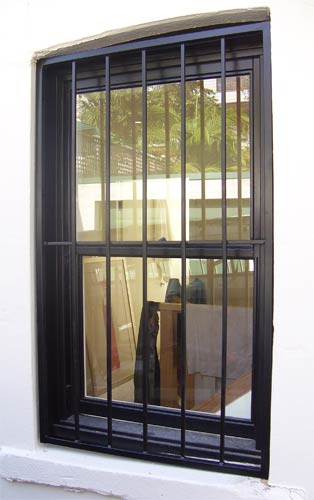 Custom Window Security Bars Home Window Security Grills Sydney