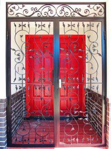 Security Door Styles